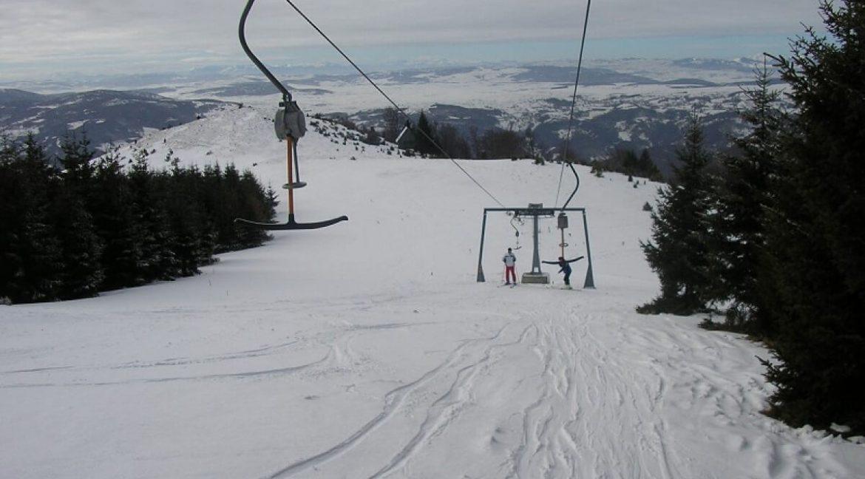skijanje, golija, skijanje na goliji, skijalista golija
